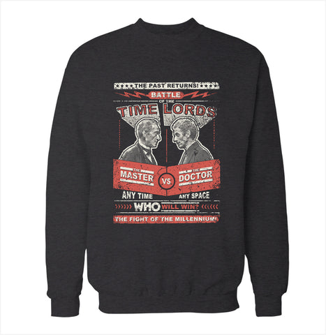 Doctor vs. Master 'Doctor Who' Sweatshirt