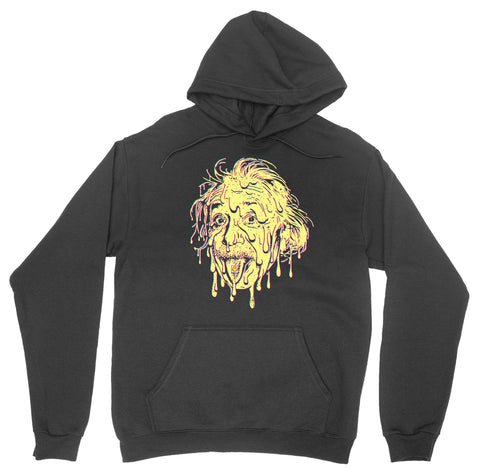 Albert Einstein 'Melt Away' Hoodie