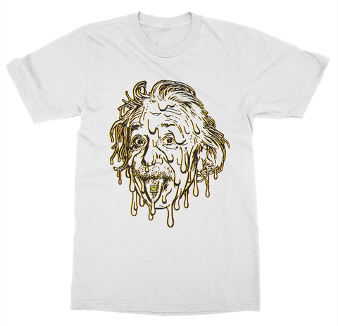 Albert Einstein 'Melt Away' T-Shirt