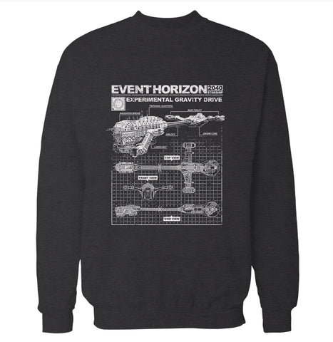 Event Horizon Specs Sweatshirt