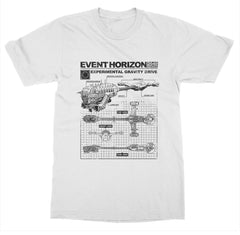 Event Horizon Specs T-Shirt