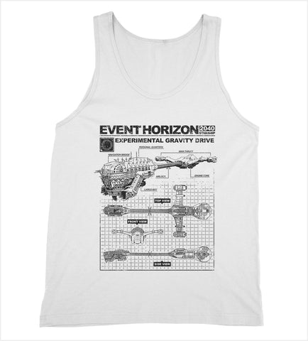 Event Horizon Specs Tank