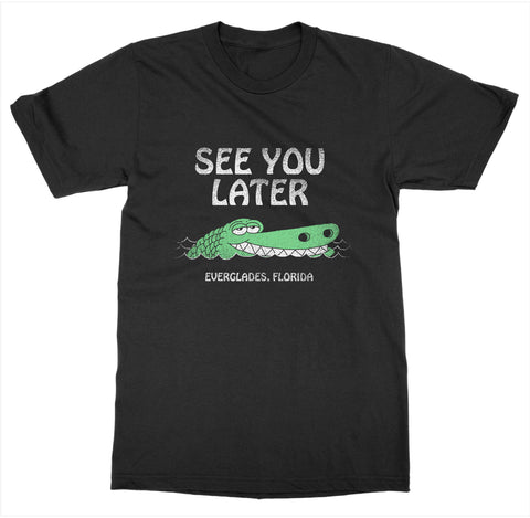 Everglades, Florida T-Shirt