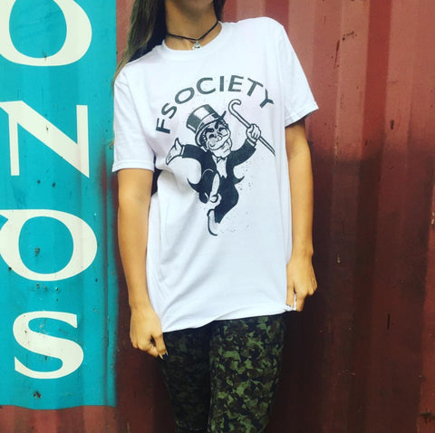 Fsociety 'Mr. Robot' T-Shirt