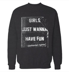 FUNdamental Rights Sweatshirt