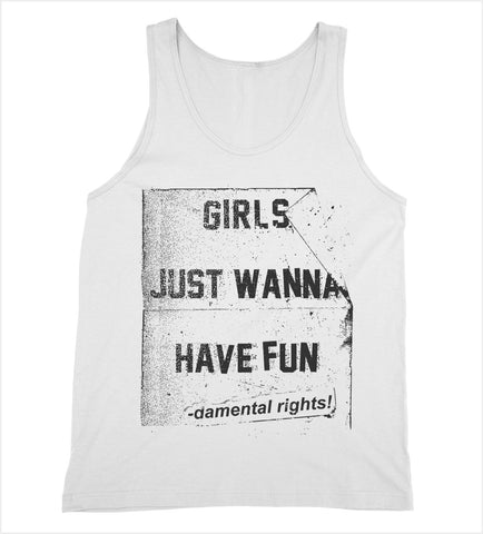 FUNdamental Rights Tank