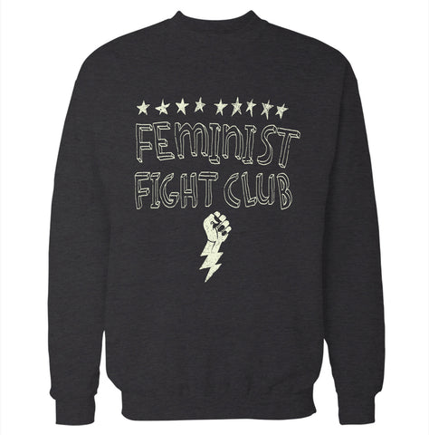 Feminist Fight Club Sweatshirt