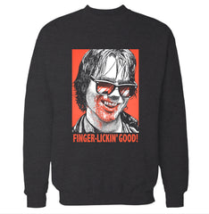 Finger Lickin' Good 'Near Dark' Sweatshirt