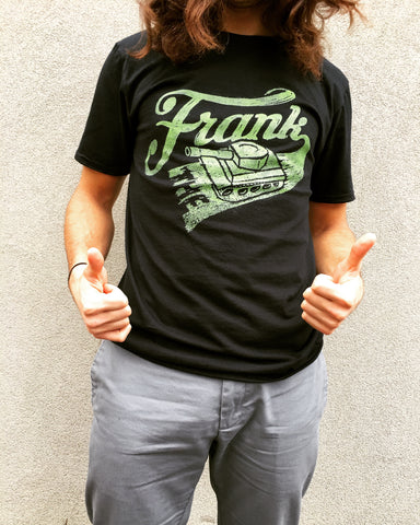 Frank the Tank 'Old School' T-Shirt