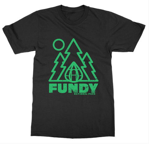 Fundy, New Brunswick T-Shirt