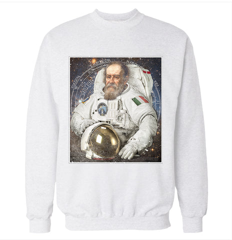 Galileo Galilei 'Space Explorer' Sweatshirt
