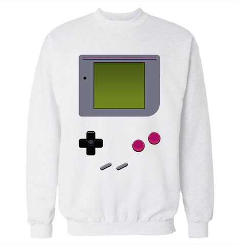 Game Boy Sweatshirt