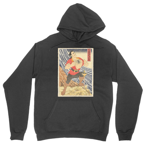 Gaston 'Beauty and the Beast' Hoodie