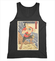 Gaston 'Beauty and the Beast' Tank