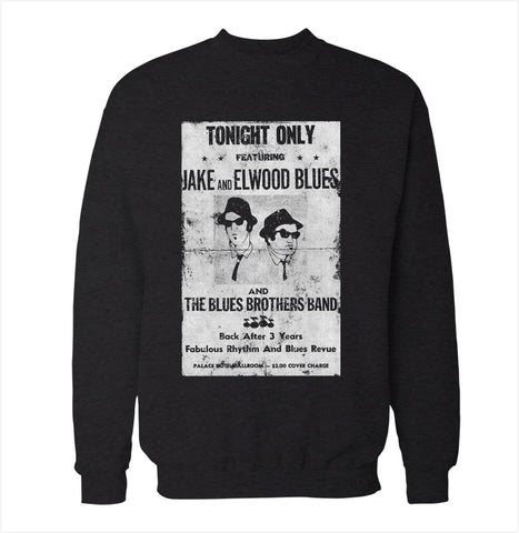 Gig Poster 'Blues Brothers' Sweatshirt