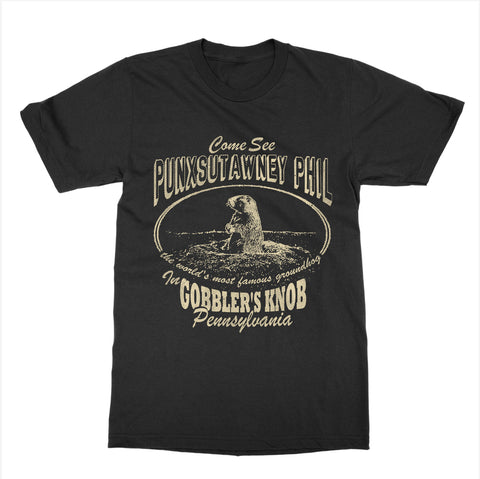 Gobbler's Knob 'Groundhog Day' T-Shirt