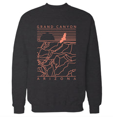 Grand Canyon, Arizona Sweatshirt
