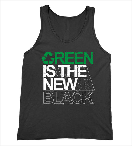 Green is the New Black Tank