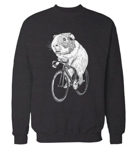 Guinea Pig Wheels Sweatshirt