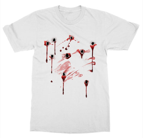 Gunshot Costume T-Shirt