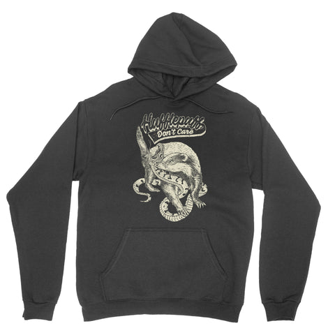 Hufflepuff Don't Care 'Harry Potter' Hoodie