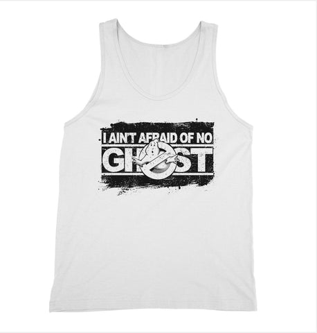 I Ain't Afraid 'Ghostbusters' Tank