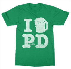 I Beer St. Patrick's Day T-Shirt