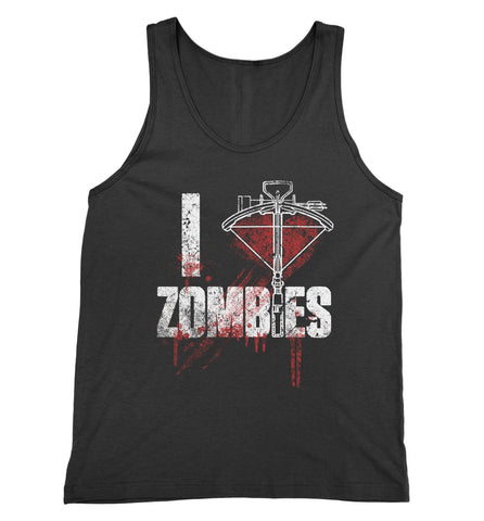 I Crossbow Zombies 'The Walking Dead' Tank