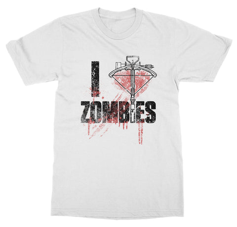 I Crossbow Zombies 'The Walking Dead' T-Shirt