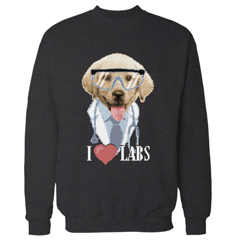 I Heart Labs Sweatshirt