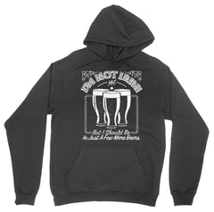 I'm Not Irish Yet Hoodie