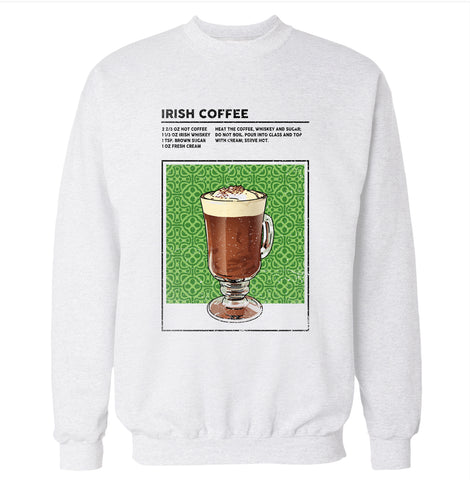Irish Coffee Sweatshirt