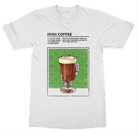 Irish Coffee T-Shirt