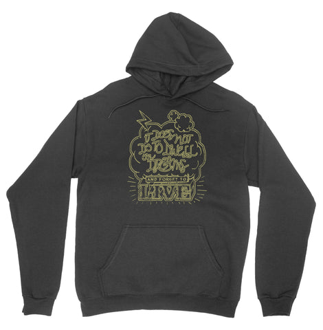 It Does Not Do to Dwell 'Harry Potter' Hoodie
