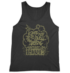 It Does Not Do to Dwell 'Harry Potter' Tank