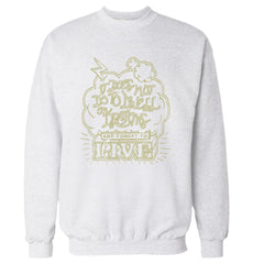 It Does Not Do to Dwell 'Harry Potter' Sweatshirt