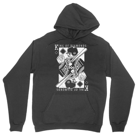 King of Diamonds 'Baseball' Hoodie