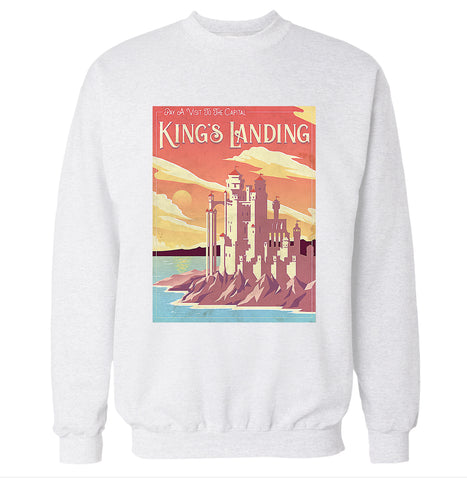 King's Landing 'Game of Thrones' Sweatshirt