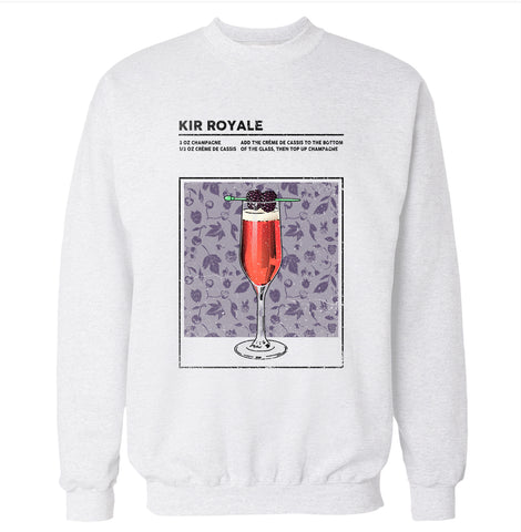 Kir Royale Sweatshirt