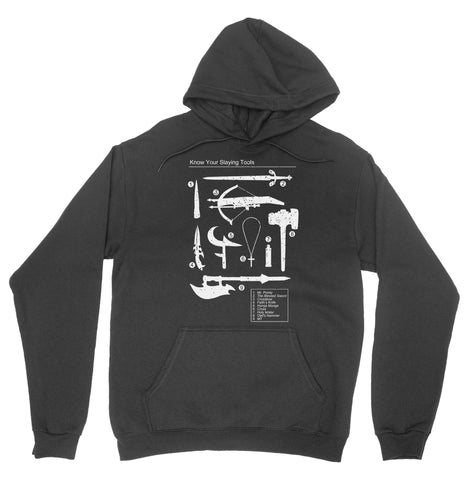 Know your Slaying Tools 'Buffy the Vampire Slayer' Hoodie