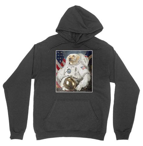 Labrador Retriever Space Explorer Hoodie