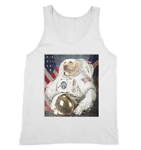 Labrador Retriever Space Explorer Tank