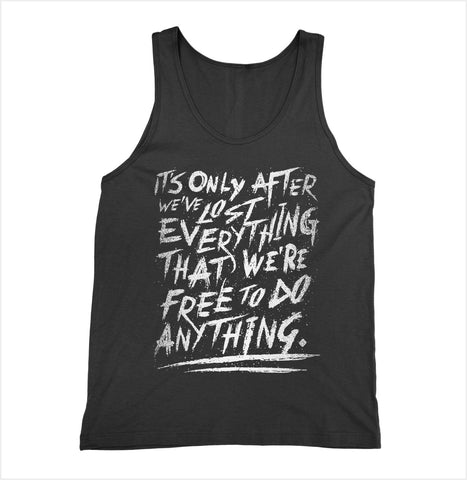 Lost Everything 'Fight Club' Tank