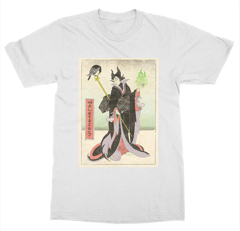 Maleficent 'Sleeping Beauty' T-Shirt