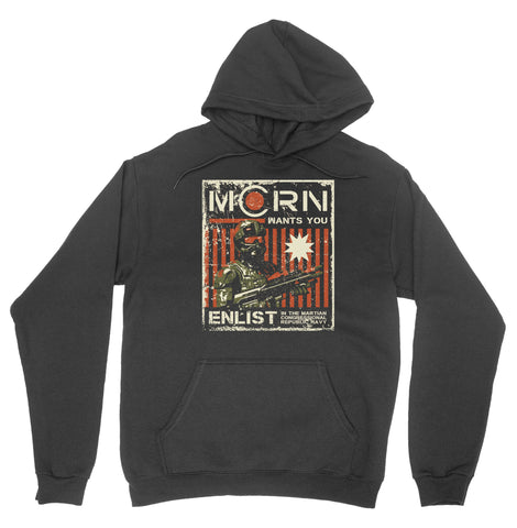 Martian Congressional Republic Navy 'The Expanse' Hoodie