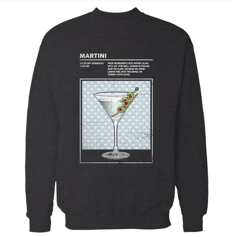 Martini Sweatshirt