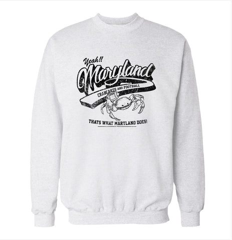 Maryland 'Wedding Crashers' Sweatshirt