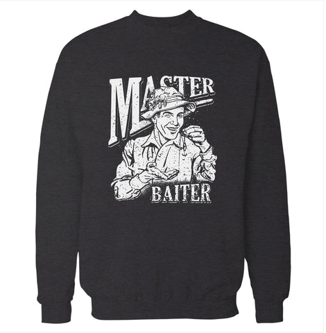 Master Baiter 'Fishing' Sweatshirt