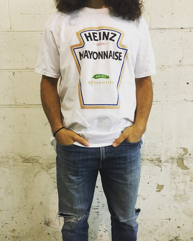 Mayonnaise Costume T-Shirt