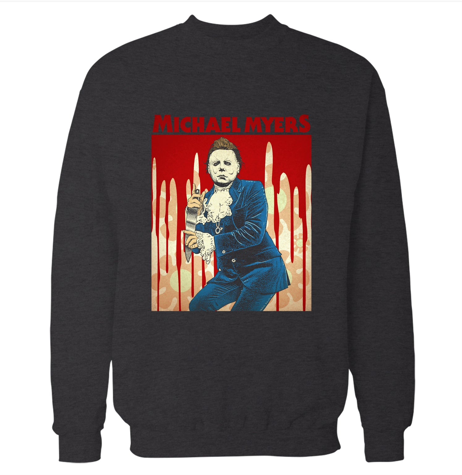 Michael Myers Halloween Sweatshirt Fun Times Tees